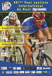 44 ème Edition du Tour du Haut Var 2012 - DRAGUIGNAN