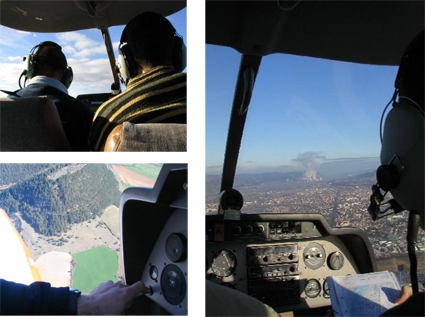 6ème édition des Journées Portes Ouvertes à l'aérodrome de Cuers Pierrefeu