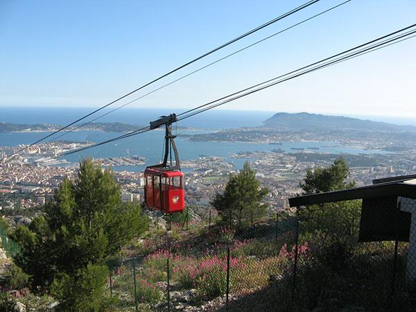 Mont Faron Toulon
