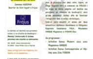 Stage Régional Handidanse PACA à Fréjus