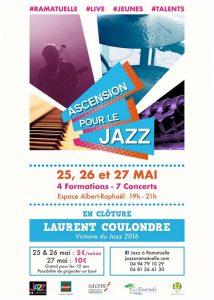 Ascension pour le Jazz à Ramtuelle