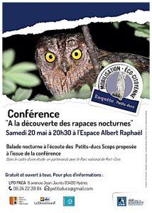 Conférence à Ramatuelle