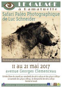 Exposition Safari Paleo Photographique à Ramatuelle