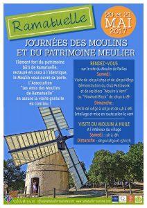 Journées des Moulins à Ramatuelle
