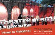 Festival Théâtre In Situ - la Bayarde à Carqueiranne