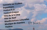 Agenda culturel 2016 de Solliès Ville