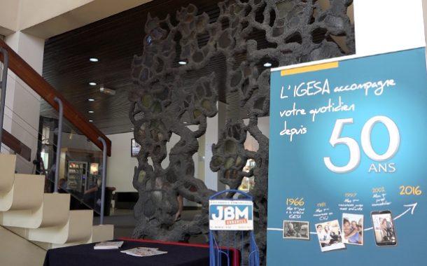 Igesa 50 ans, entretien avec Patrick Campana, Directeur de l'Escale Louvois à Toulon