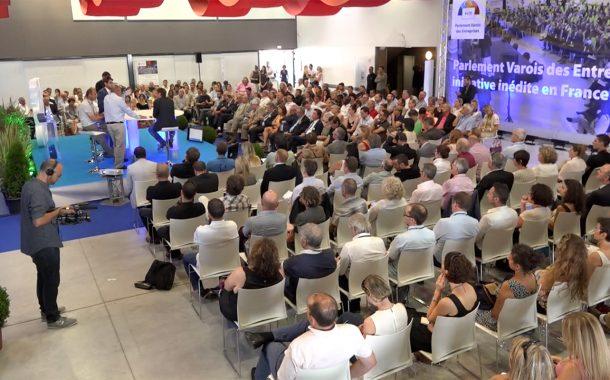 Le Parlement Varois des Entreprises en séance plénière