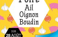 Foire Ail, Oignon, Boudin - La Garde