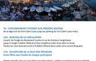 INFORMATION SÉCURITÉ NUIT DES PÊCHEURS - TOULON