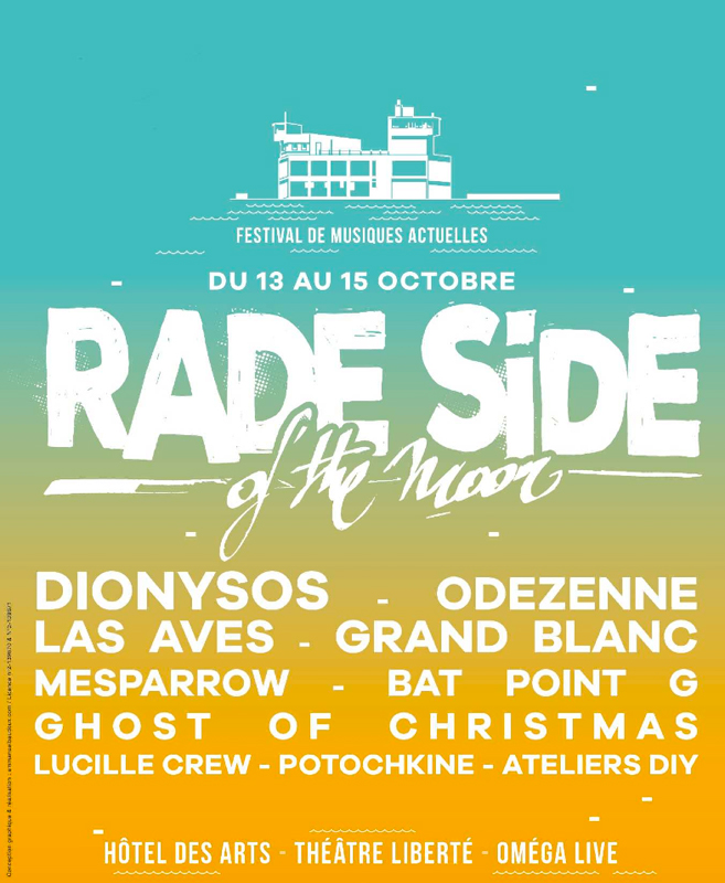 RADE SIDE Of The Moon - Toulon
