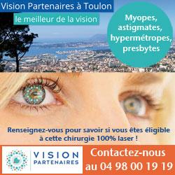 Vision Partenaires, centre laser à Toulon
