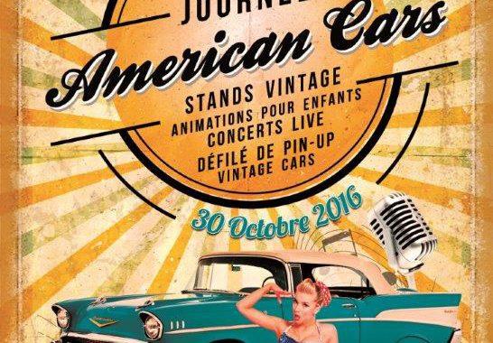 4è journée American Cars - Ollioules