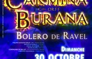 Boléro de Maurice RAVEL - Carmina Burana de Carl ORFF - Toulon