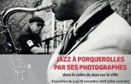 Jazz à Porquerolles par ses photographes