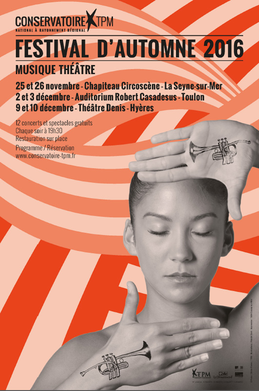 Festival d'Automne 2016 - Toulon
