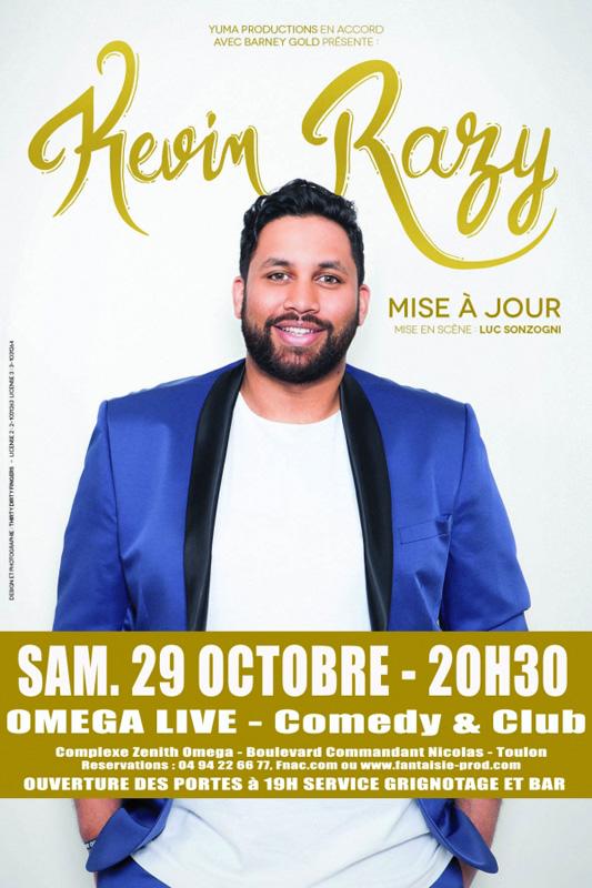 Kevin RAZY - Toulon