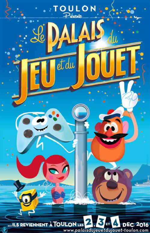 Le Palais du Jeu et du Jouet - Toulon