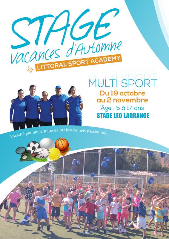 Stage multi-sport à Toulon