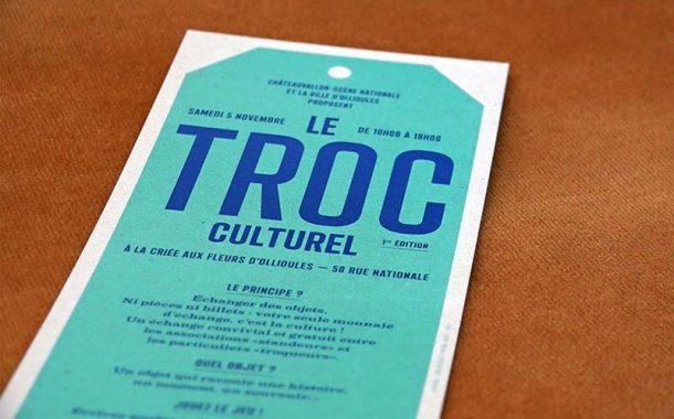 Ollioules, rendez-vous au Troc Culturel, 1ère édition
