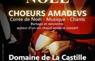 Choeur AMADEVS CONCERT DE NOËL