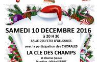Concert de Noël Ollioules