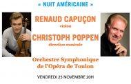 Nuit américaine - Toulon