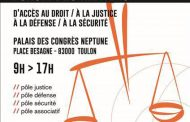 Forum des métiers Droit, Justice, Défense et Sécurité à Toulon