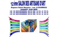 Salon des artisans d'art - Sanary