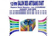 Salon des artisans d'art - Sanary