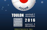 L'ADOSM de Toulon organise sa