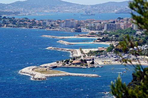 Toulon, la ville la plus ensoleillée de France