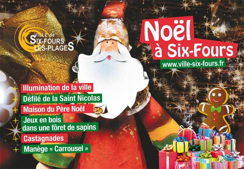 Noël à Six-Fours-les-Plages