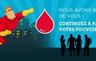 Don de sang 2017 à Toulon et sa région