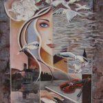 L'Atelier des Artistes Nadine Guigon en résidence