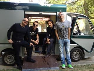 Jazz à Porquerolles présente Tinissima Quartet à Hyères