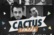 Le Théâtre Le Colbert Toulon présente Cactus Comedy