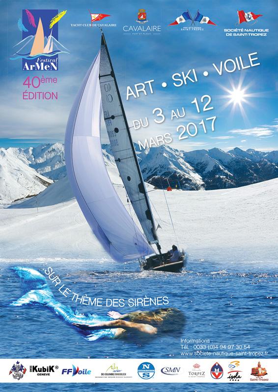 40ème édition du Festival ARMEN à Saint-Tropez