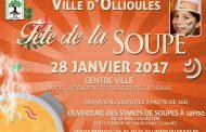 La Ville d'Ollioules vous invite à la Fête de la Soupe