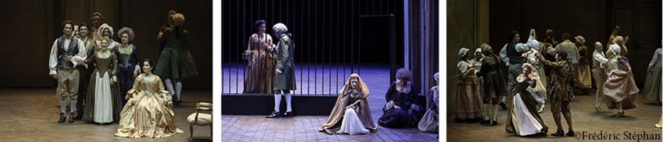 Les Noces de Figaro ont remporté un succès phénoménal à l'Opéra de Toulon