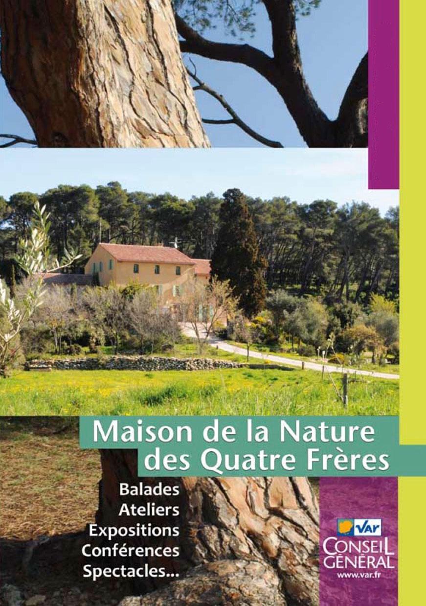 La Maison de la Nature des Quatre Frères au Beausset : activités en janvier
