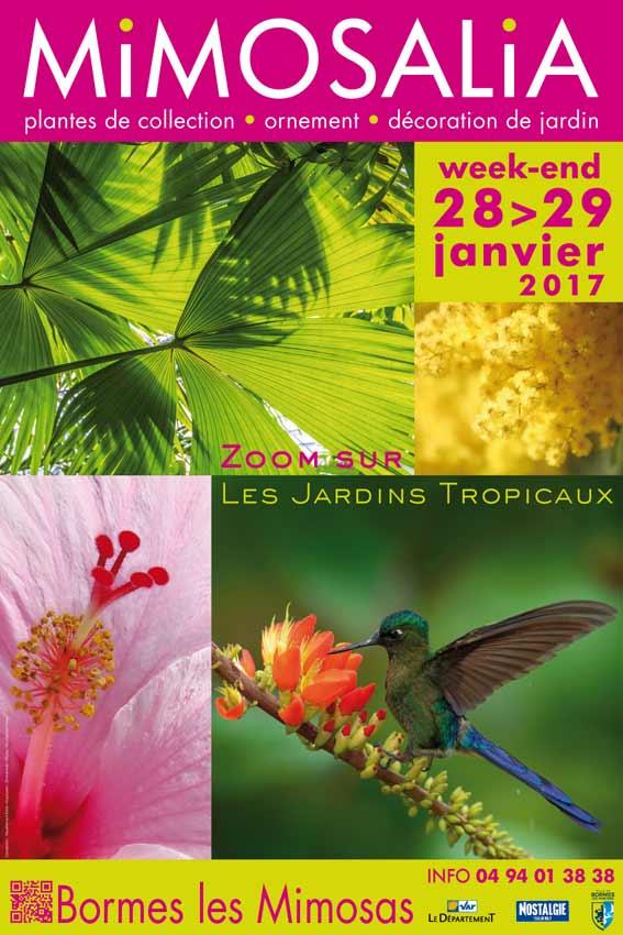 Mimosalia 2017 à Bormes les Mimosas