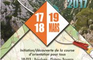 Nature Orientation Haut Var Verdon 2017