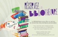 Réservez un bibliothécaire à la Médiathèque de Sanary