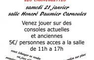 Videogame party à Carnoules