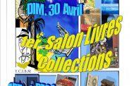 1er Salon Livres – Collections Bormes les mimosas