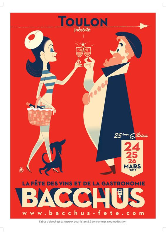 25ème édition de BACCHUS Toulon