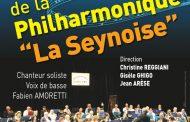 Concert de la Philharmonique La Seynoise à la Seyne