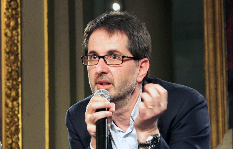 Toulon, rencontre avec Jérôme Fenoglio au Foyer Campra de l'Opéra
