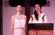 L'orchestre Amadevs présente Stabat Mater à Hyères